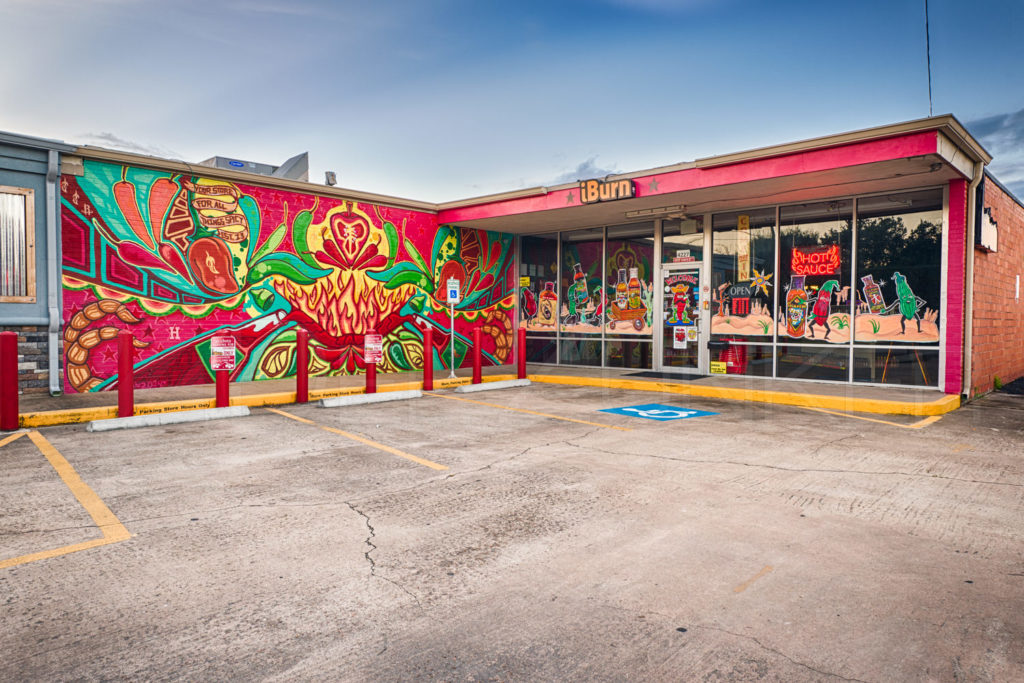 iBurn Sauce Shop  iBURN_1001.tif  Houston Commercial Architectural Photographer Dee Zunker