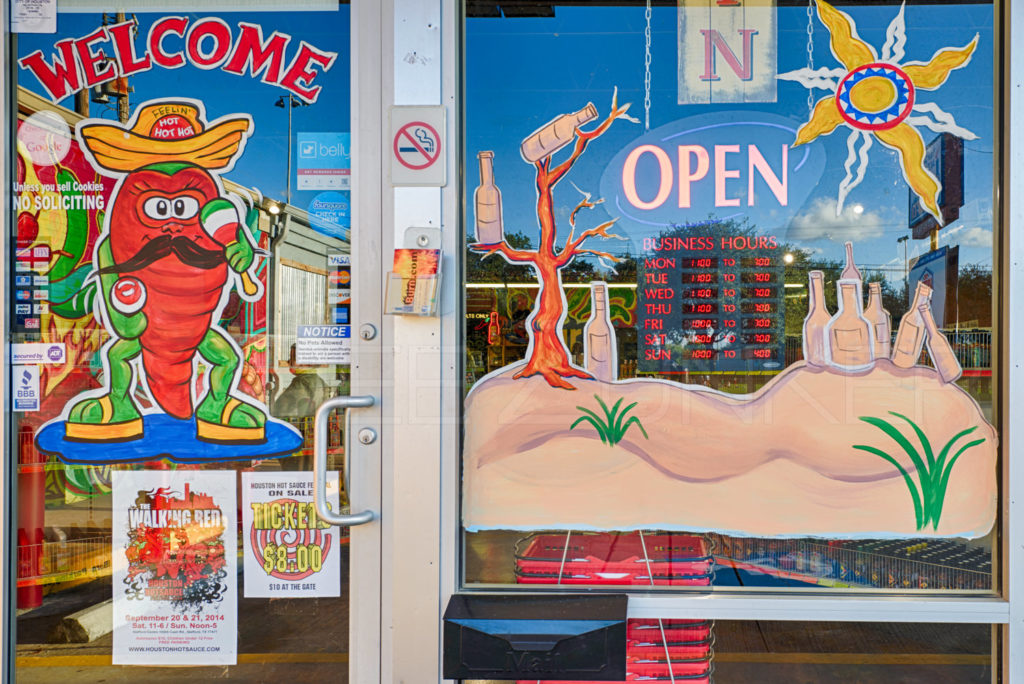 iBurn Sauce Shop  iBURN_1004.tif  Houston Commercial Architectural Photographer Dee Zunker