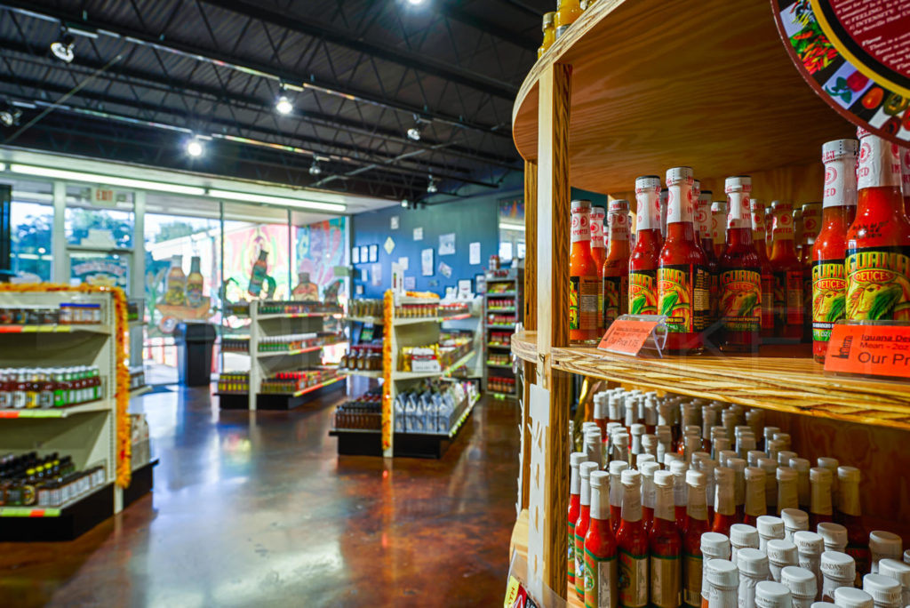 iBurn Sauce Shop  iBURN_1007.tif  Houston Commercial Architectural Photographer Dee Zunker