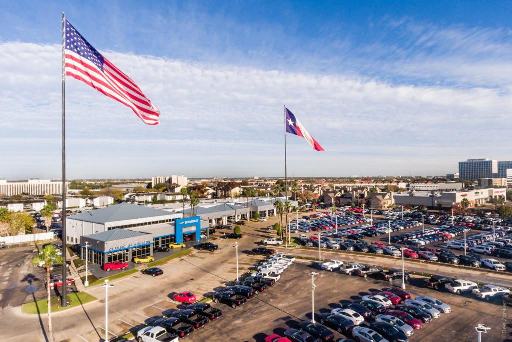 JoelRogersClassicChevrolet-201712-029.DNG  Houston Commercial Architectural Photographer Dee Zunker