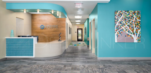 Custom 360 Virtual Tour | Lakeview Health The Woodlands TX