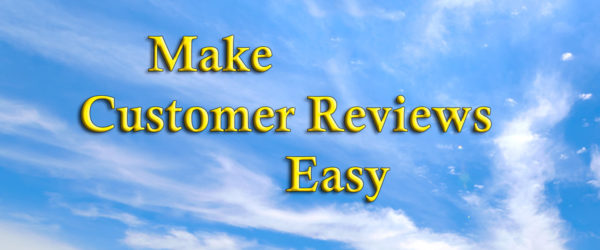 Creating a Google Reviews Link