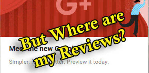 Where Are My Google Reviews?