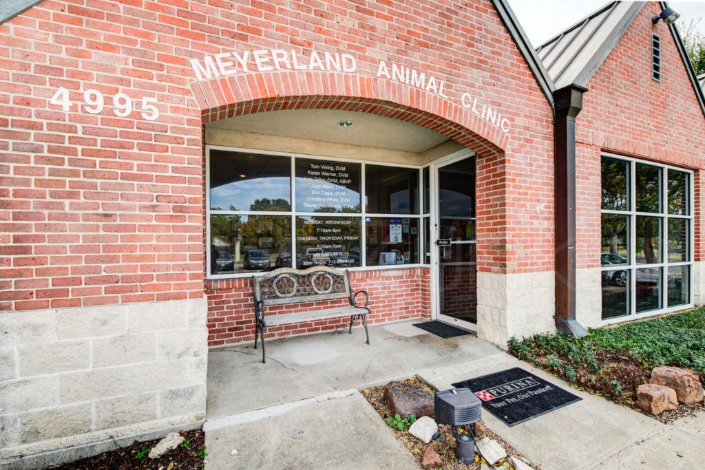 Meyerland Animal Clinic  POI_MeyerlandAnimal_0003.tif  Houston Commercial Architectural Photographer Dee Zunker