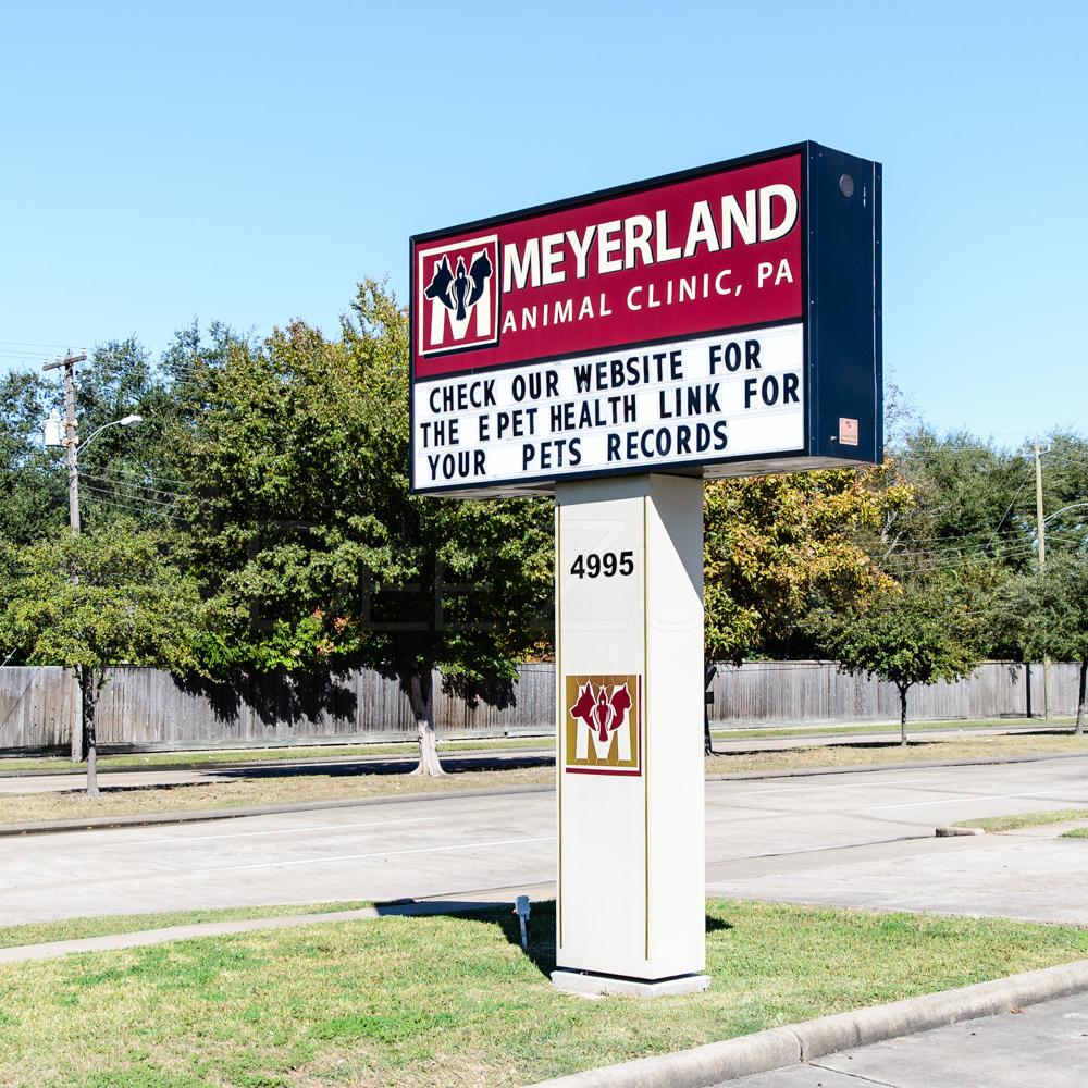 Meyerland Animal Clinic  POI_MeyerlandAnimal_0004.psd  Houston Commercial Architectural Photographer Dee Zunker