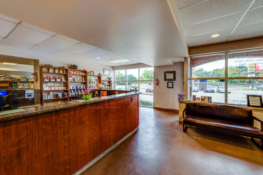 Meyerland Animal Clinic  POI_MeyerlandAnimal_0006.tif  Houston Commercial Architectural Photographer Dee Zunker