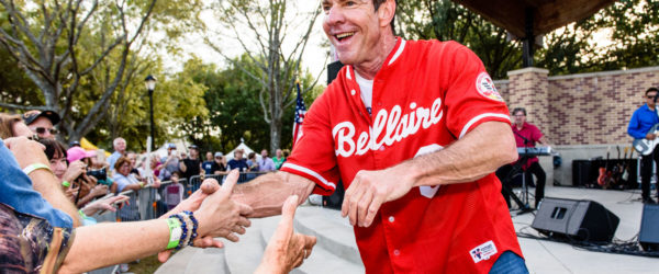 Dennis Quaid | Bellaire Block Party | Nov 11 2017