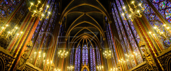 Sainte Chapelle – Paris