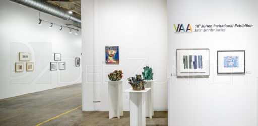Visual Arts Alliance Custom Tour of the 10th Juried Exhibition