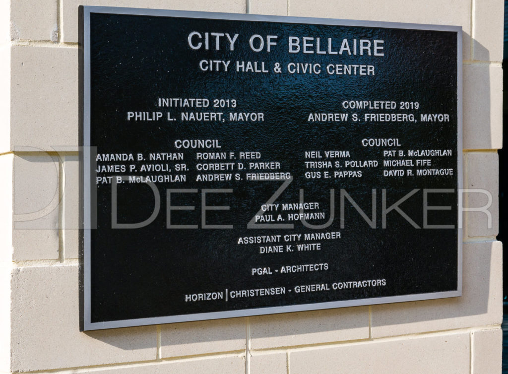 1796-CityBellaire-MuniFacilitiesRibbonCutting-005.NEF  Houston Commercial Architectural Photographer Dee Zunker