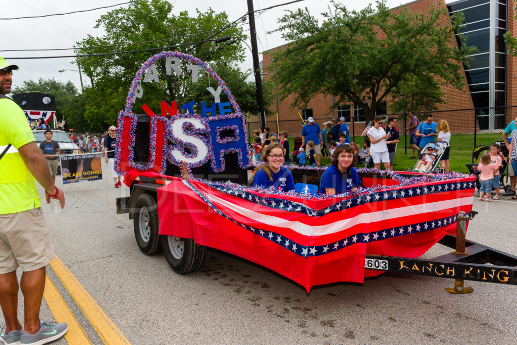 1769-Bellaire-4thofJulyParade-116.NEF  Houston Commercial Architectural Photographer Dee Zunker