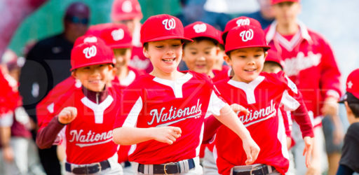 Bellaire Little League Opening Day 2020
